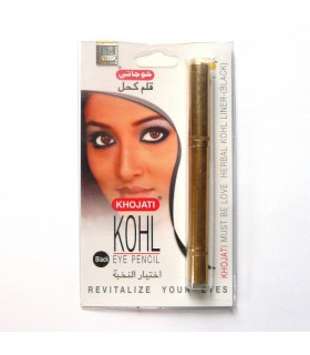 Pencil for eyes - Khol-Kujul-black