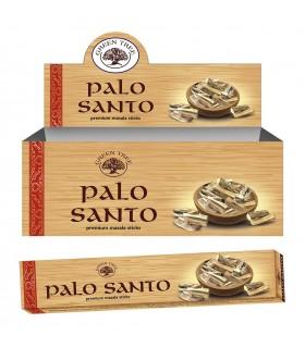 Incenso Palo Santo - formato qualidade de - 15 gr - hastes Deluxe - recomendada