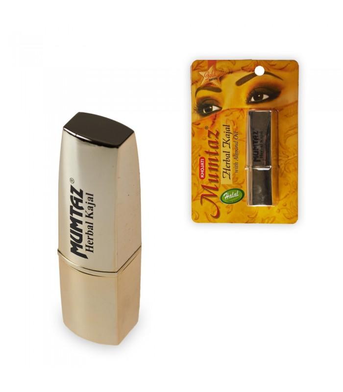 Pencil eye Mumtaz 100% Natural - oil almond - great quality - Khojati