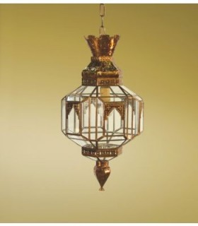 Antigo modelo de lanterna Abadía - série de Granada Andaluzia – vários acabamentos