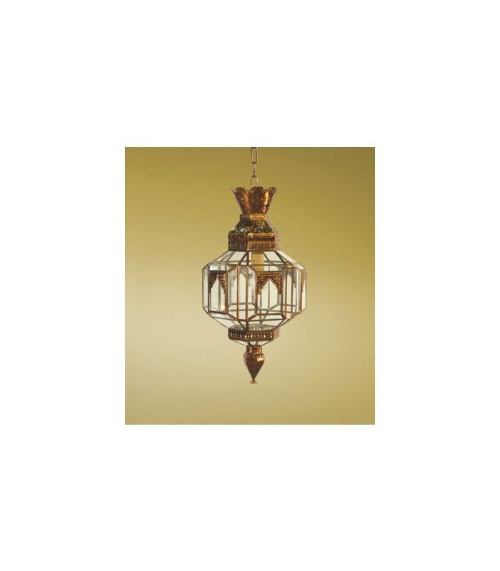 Antique Lantern model Abadía - Granada Andalusian series – various finishes