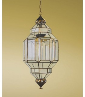 Antique Lantern model Beas - Granada Andalusian series – various finishes