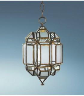 Antigo modelo lanterna bizantino - série de Granada Andaluzia – vários acabamentos