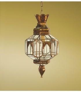Lanterne antique modèle Abadía - série Grenade andalouse – différentes finitions