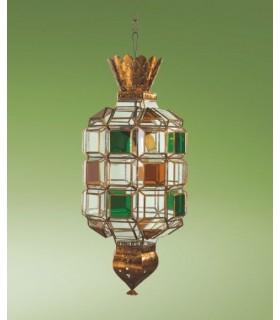 Antigo modelo de lanterna Chauchina - série de Granada Andaluzia – vários acabamentos