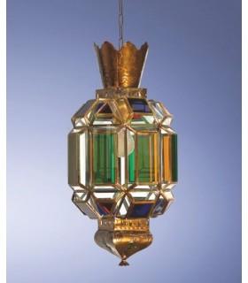 Lanterne antique modèle gothique - série Grenade andalouse – différentes finitions