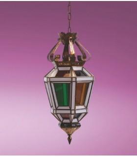 Antigo modelo de lanterna Pupus - série de Granada Andaluzia – vários acabamentos