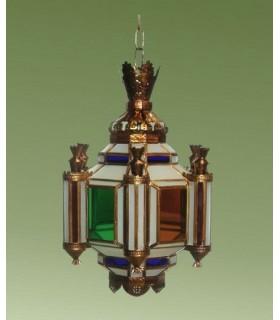 Lanterne antique modèle Renaissance - série Grenade andalouse – différentes finitions