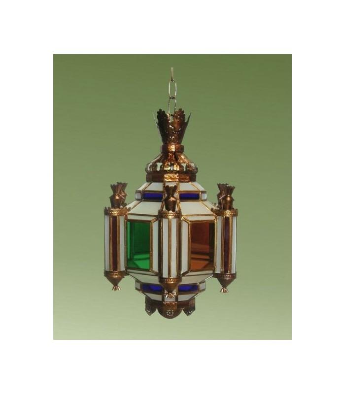Antique Lantern model Renaissance - Granada Andalusian series – various finishes