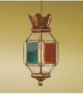 Lanterne antique modèle Restábal - série de Grenade andalouse – différentes finitions