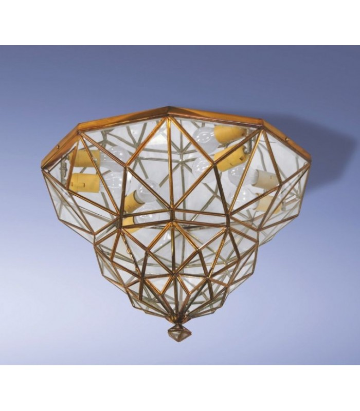 Antique ceiling model Cádiar - grenadine Andalusian series - various finishes