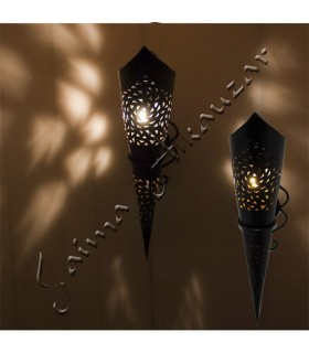 Appliquer Astuce flamme - Taille unique - Projet arabes