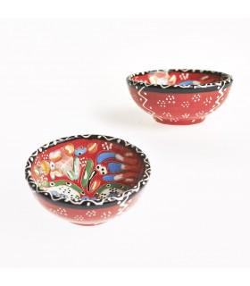 Étagère à épices - mini bol - différents modèles - manocom-peint la gamme d'utilitaires