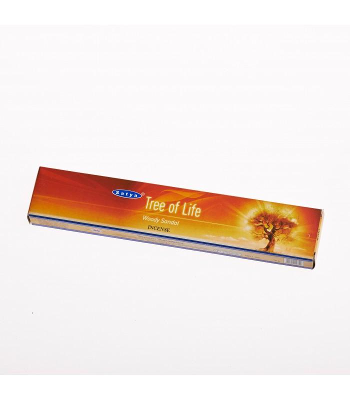 Incense Tree of life - Satya - 15 gr - preferred