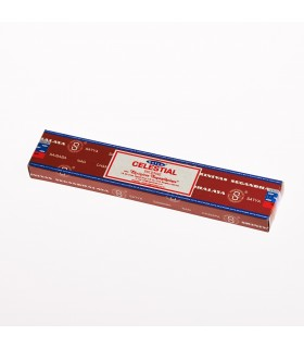 Encens céleste - SATYA - nouvelle gamme d'odeurs - nouveauté