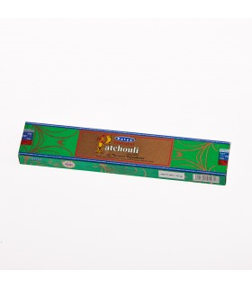 Incense Patchouli Forest- SATYA - New line - NOVEDAD