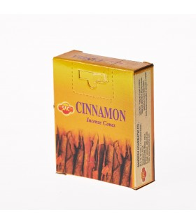 Incense - cones-agarbathi - 20gr cinnamon