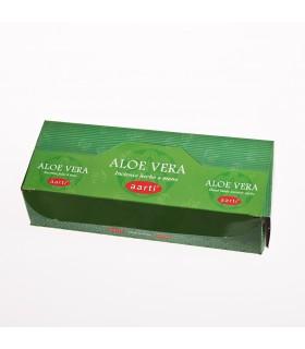Incenso Aarti - Aloe Vera - fatti a mano