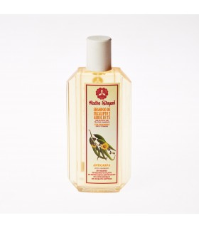 Shampoo eucalyptus and tea-anti-dandruff tree - Radhe Shyam - 250 ml