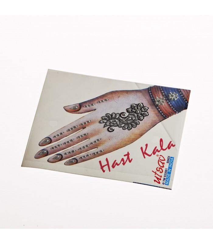 Stickers - hand - Bindi