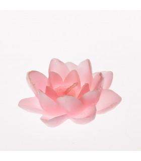 Voile - fleur - Lotus-flottant