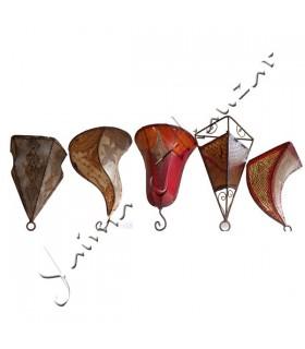 Аппликация окрашен хна - ковка - craft цвета