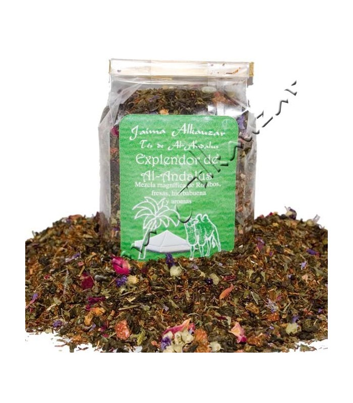 Explendor of Al Andalus - Teas of Al-Andalus - from 100gr