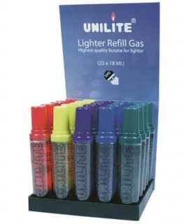 Refill Lighter Gas - 18 ml
