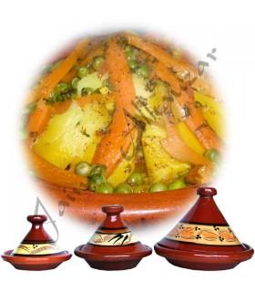 Tajín Arabe para Cocina - Decorado - Varios Tamaños -Recomendado