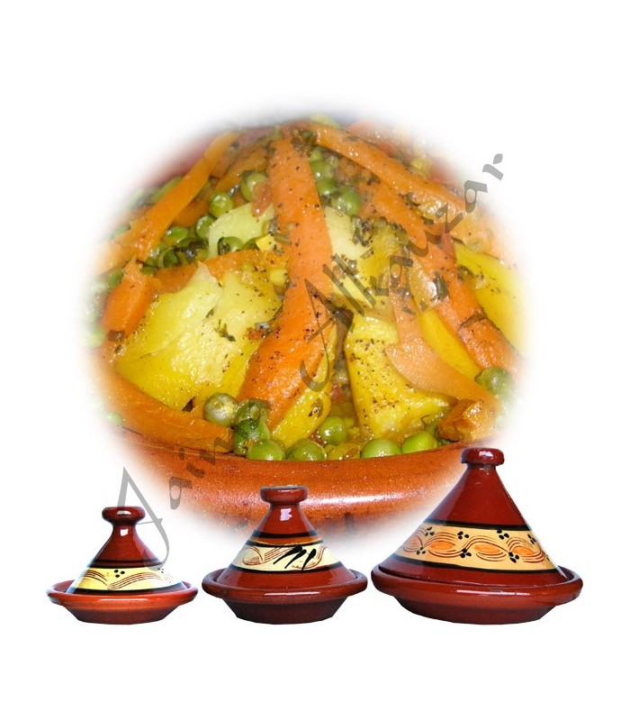 Tajine Arab cuisine - Scenery - Various Sizes-Recommended