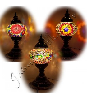 Turkish Lamps - Floor - Murano Glass - Mosaic