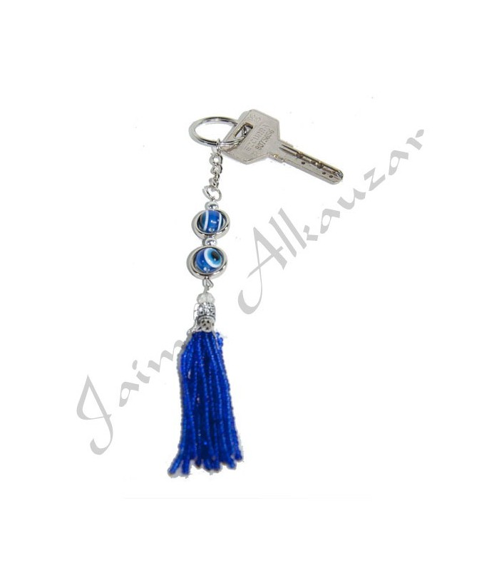 Turkish Eye Keychain - Protect yourself against the Evil Eye