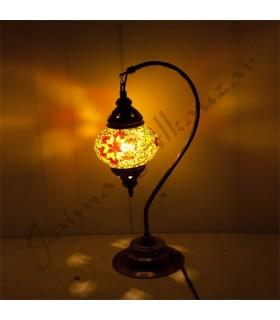 Turkish Lamps - Table Pendant - Design Swan