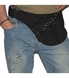 Waist Artisan - Tissu en coton - 4 poches