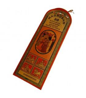 MADHUBAN - bois de l'encens de bois de santal