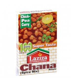 Curried Chickpeas Special Blend - 100 gr - Pakistan - Laziza