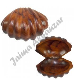 Cocha Wooden Box - Votre racines - Aromatique - Labrada