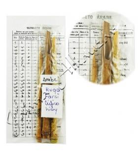 Pack 3 Kalam-scrittura arabo-inclinazione Soave-Ruca Farsi Cufico