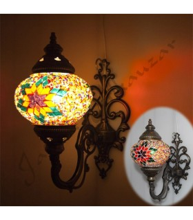 Aplicar Turco Doble - Vidro Murano - Mosaico