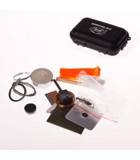 Kit Supervivencia- CajaTransporte Bolsillo- Recomendado