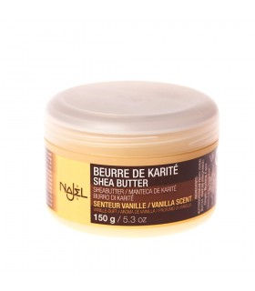 Shea-Butter - Vanille Aroma - NAJEL - 150 g