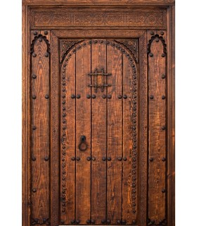 Puerta Morisca Comares - Alto Standing - Inspirado Alhambra