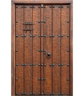 Puerta Morisca Aljimecer - Alto Standing - Inspirado Alhambra