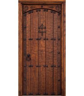 Puerta Morisca Aljibe - Alto Standing - Inspirado Alhambra