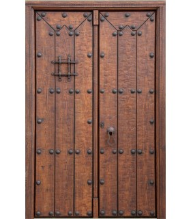 Porte mauresque Nazari - Haut Standing - inspiré Alhambra