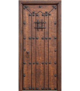 Nazari Moorish door - high Standing - inspired Alhambra