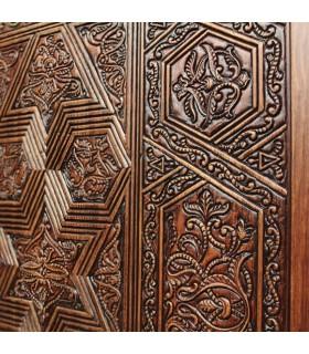 Alhambra de inspiração mourisca porta Lindajara - alto nível-