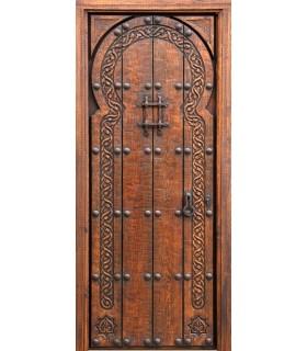D'inspiration mauresque porte Sultana - Haut Standing - Alhambra
