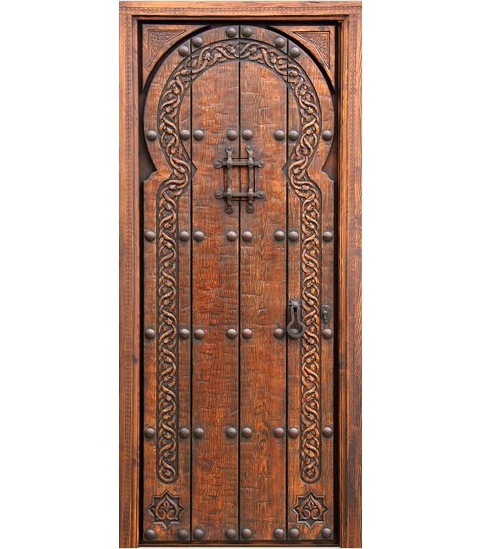 Puerta Morisca Sultana - Alto Standing - Inspirado Alhambra