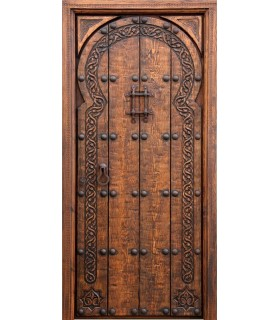 Moorish door Sultana - high Standing - inspired Alhambra